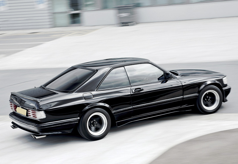 1989 mercedes benz 560 sec amg wide body specifications. Black Bedroom Furniture Sets. Home Design Ideas