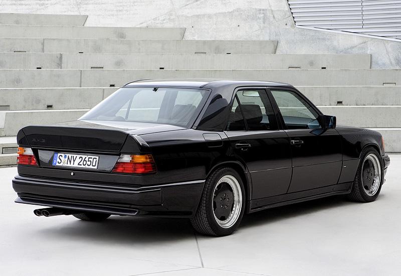 1988 mercedes benz 300 e amg 6 0 hammer w124 for Mercedes benz hammer