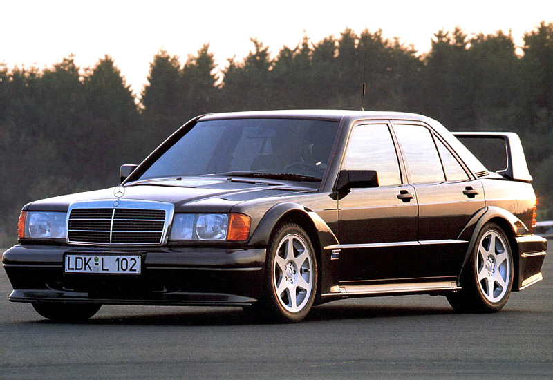 1990 mercedes benz 190e 2 5 16 evolution ii w201