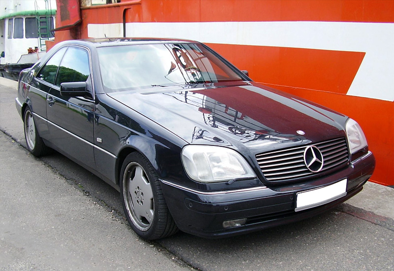 1996 mercedes benz cl 600 c140 specifications photo for 1996 mercedes benz s600