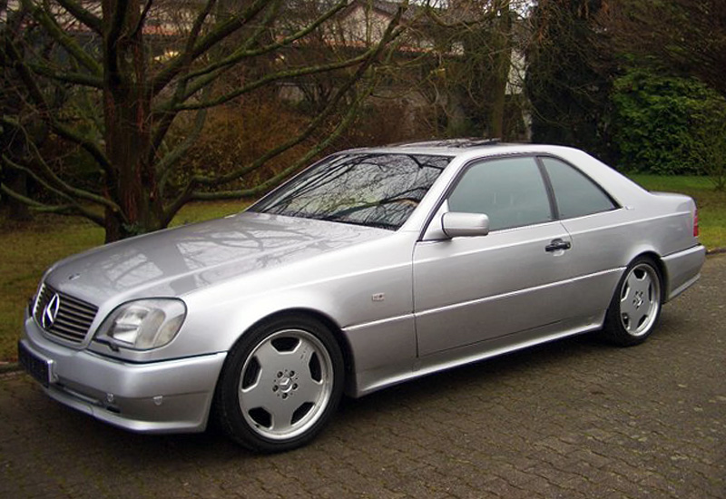 1998 Mercedes Benz Cl 7 0 Amg Specifications Photo