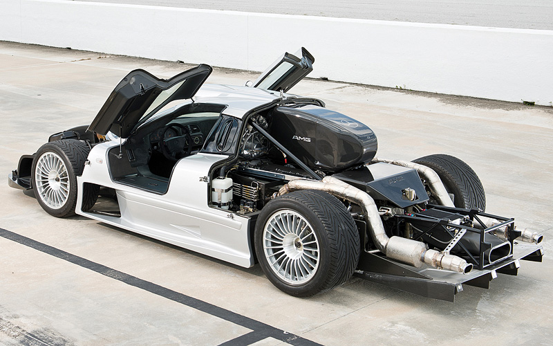 Mercedes Clk Gtr Group Gt1 1997 Racing Cars