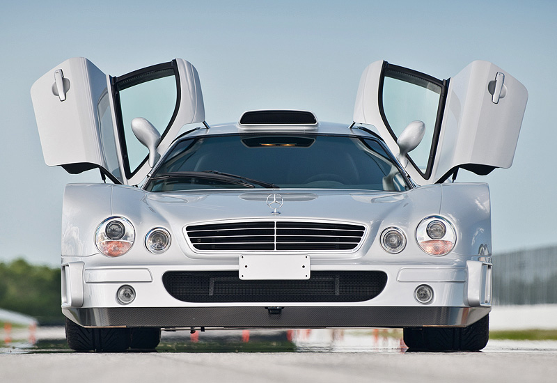 1998 Mercedes Benz Clk Gtr Amg Coupe Specifications