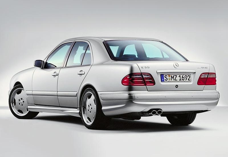 1999 Mercedes Benz AMG
