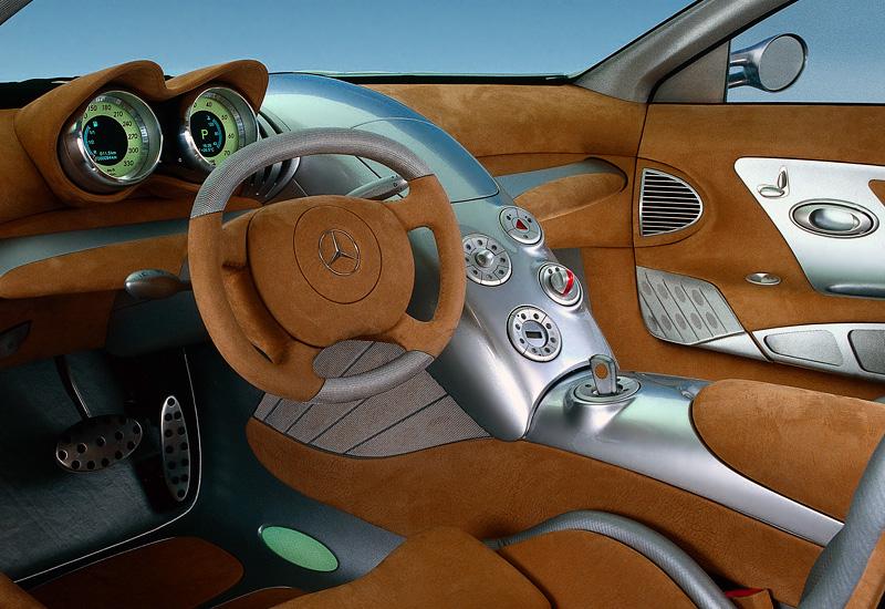 1999 Mercedes-Benz Vision SLR Concept