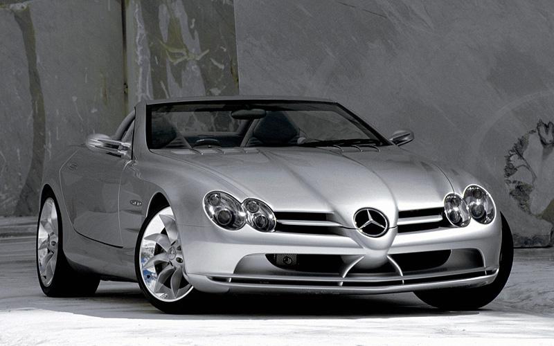 1999 Mercedes-Benz Vision SLR Roadster Concept