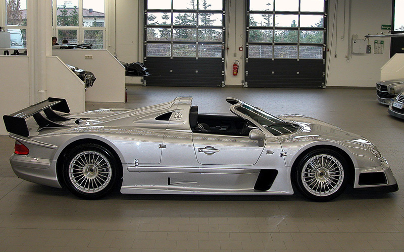 2002 Mercedes Benz Clk Gtr Amg Roadster Specifications