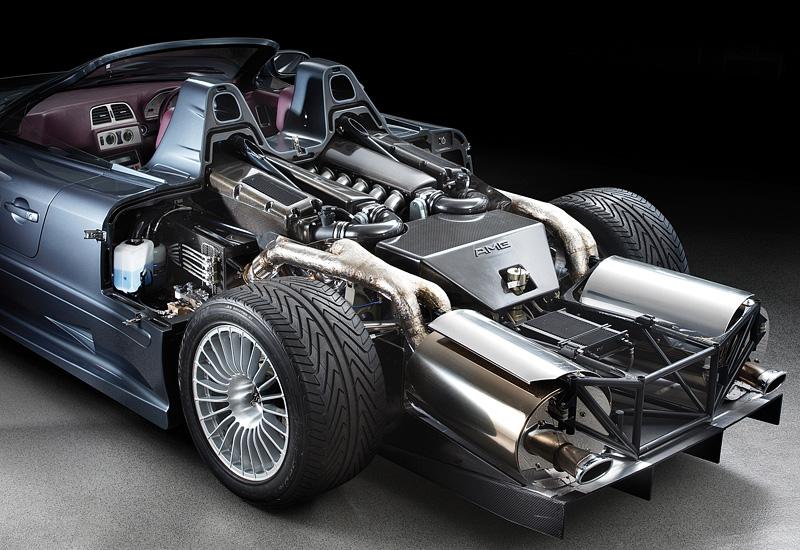 2002 Mercedes Benz Clk Gtr Amg Roadster Specifications