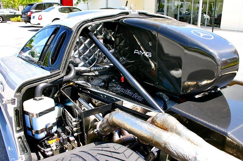2002 Mercedes-Benz CLK GTR AMG Super Sport