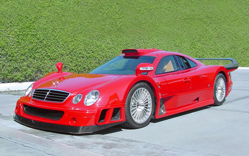 2002 Mercedes Benz Clk Gtr Amg Super Sport Specifications Photo