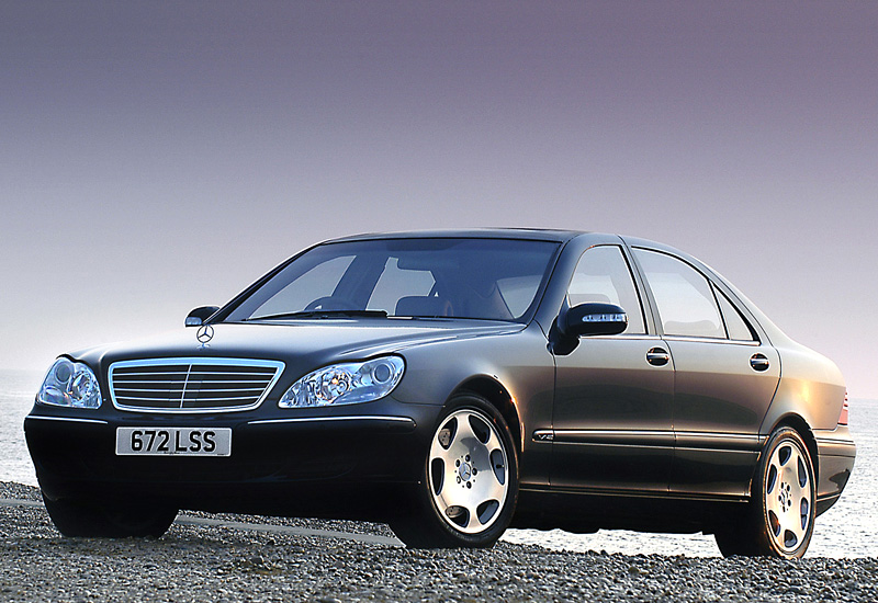 2002 mercedes benz s 600 w220 specifications photo for Mercedes benz s600 price