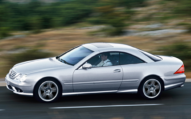 2003 Mercedes Benz Cl 65 Amg C215 Specifications