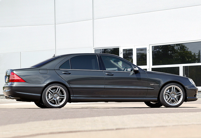 2004 Mercedes Benz S 65 Amg W220 Specifications Photo Price Information Rating