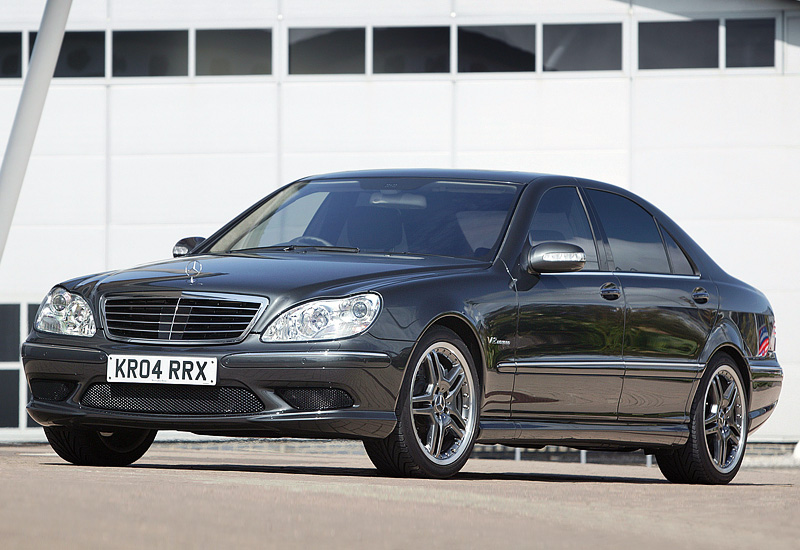 2003 Mercedes-Benz S 65 AMG (W220) - specifications, photo, price, information, rating