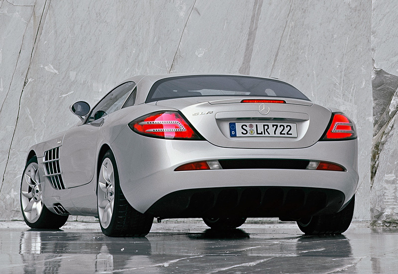 2003 Mercedes Benz Slr Mclaren Specifications Photo Price