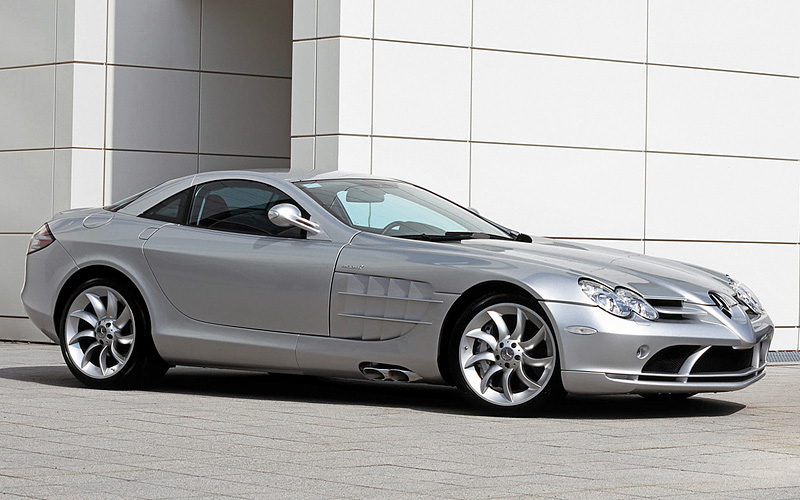 2003 mercedes benz slr mclaren specifications photo for Mercedes benz slr price