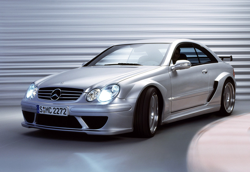 2004 Mercedes Benz Clk 55 Amg Dtm Street Version