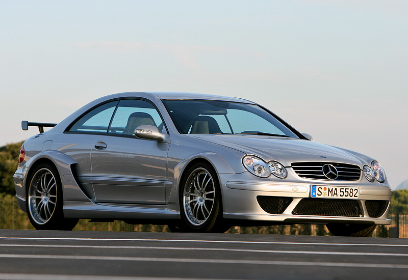 2004 Mercedes Benz Clk 55 Amg Dtm Street Version Specifications Photo Price Information Rating