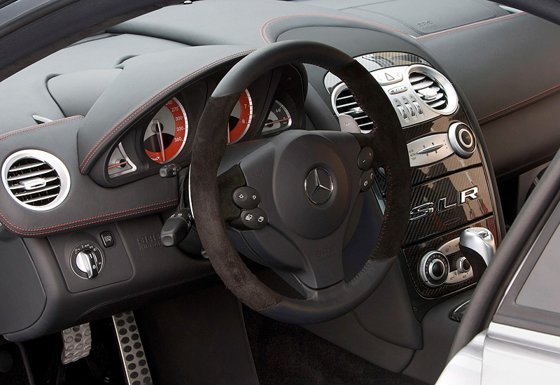 2006 Mercedes Benz Slr Mclaren 722 Edition Specifications Photo Price Information Rating
