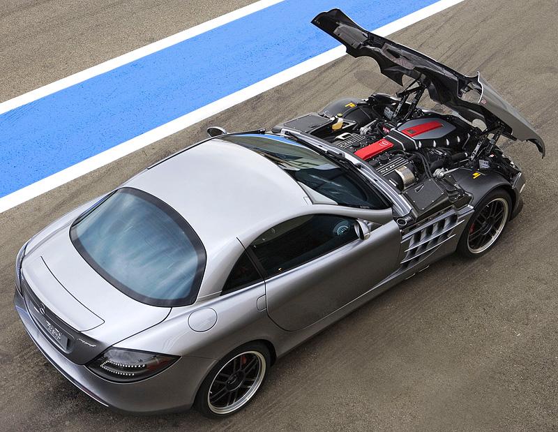 2006 Mercedes-Benz SLR McLaren 722 Edition - specifications, photo ...