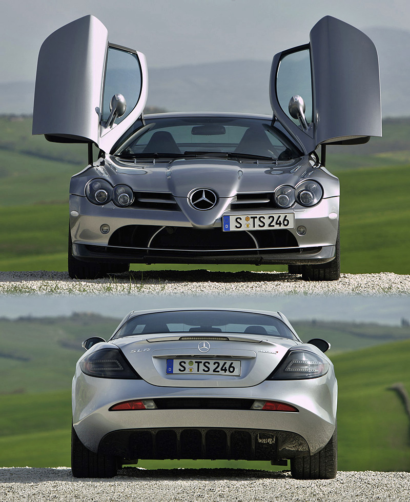 2006 mercedes benz slr mclaren 722 edition for 2006 mercedes benz ml350 price