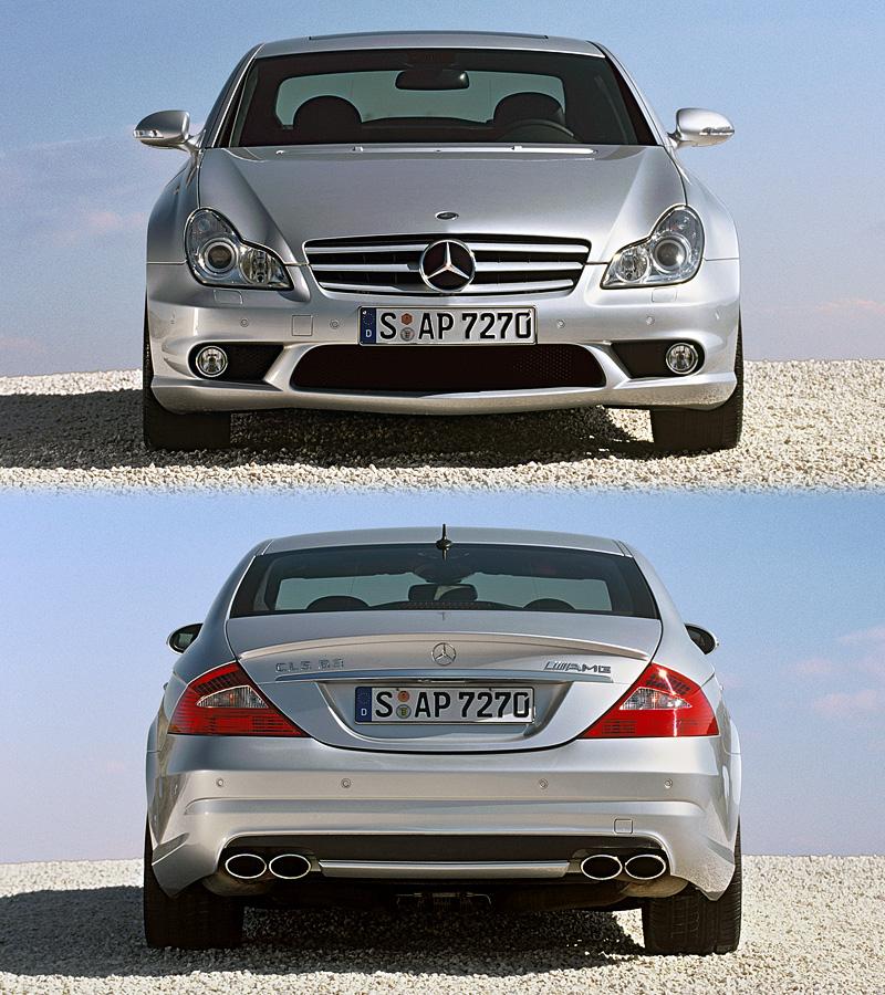 2019 Mercedes Benz Mercedes Amg Cls Camshaft: 2007 Mercedes-Benz CLS 63 AMG (C219)