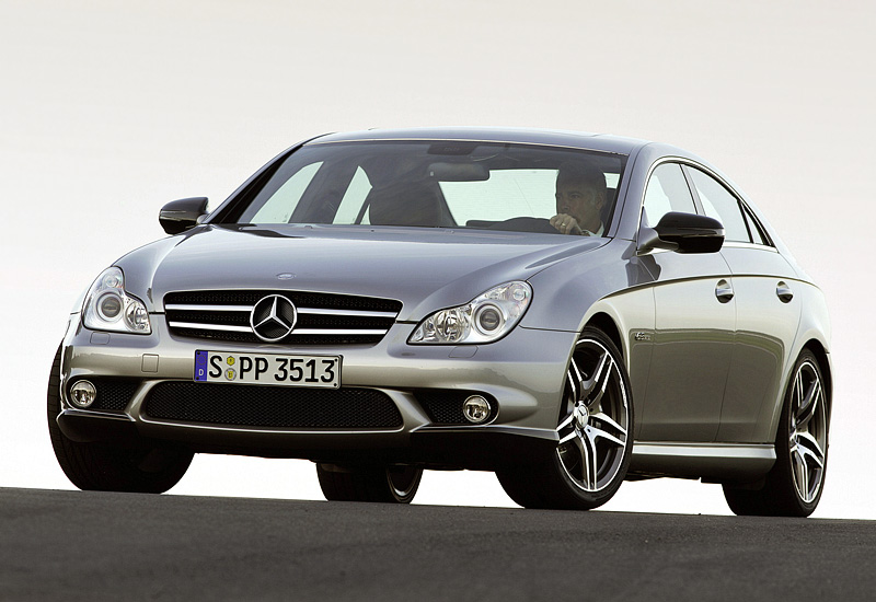 2007 mercedes benz cls 63 amg c219 specifications for Mercedes benz cl 63 amg price