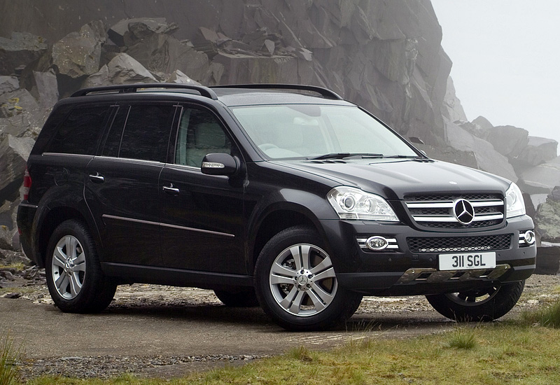 Mercedes Benz Gl Matic