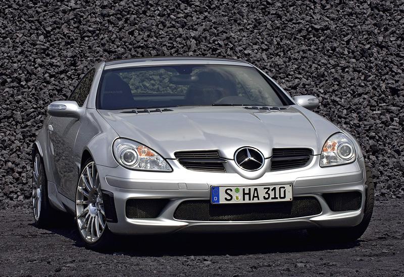 2007 mercedes benz slk 55 amg black series for Mercedes benz black series price