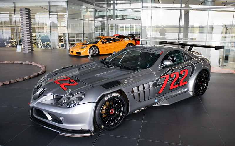 2007 Mercedes Benz Slr Mclaren 722 Gt Specifications Photo Price Information Rating