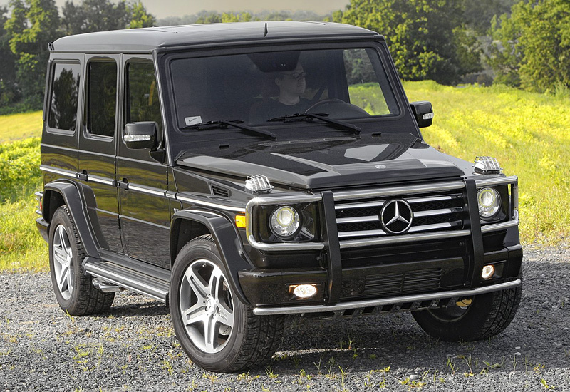 2009 mercedes benz g 55 kompressor amg g463. Black Bedroom Furniture Sets. Home Design Ideas