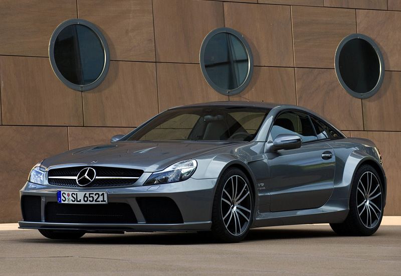 2008 mercedes benz sl 65 amg black series specifications for Mercedes benz sl amg price