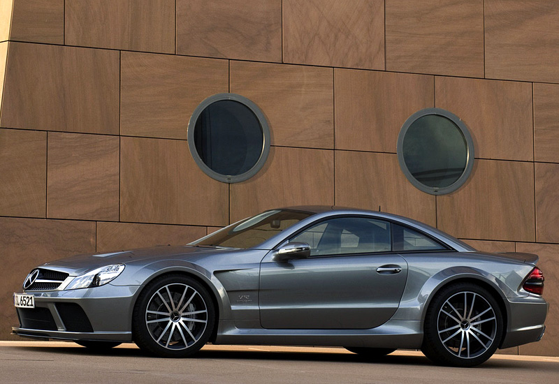 2008 mercedes benz sl 65 amg black series specifications for Mercedes benz sl65 amg price