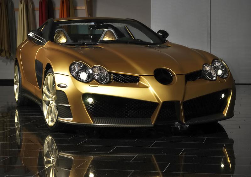 2008 mercedes benz slr mclaren mansory renovatio for Mercedes benz slr price