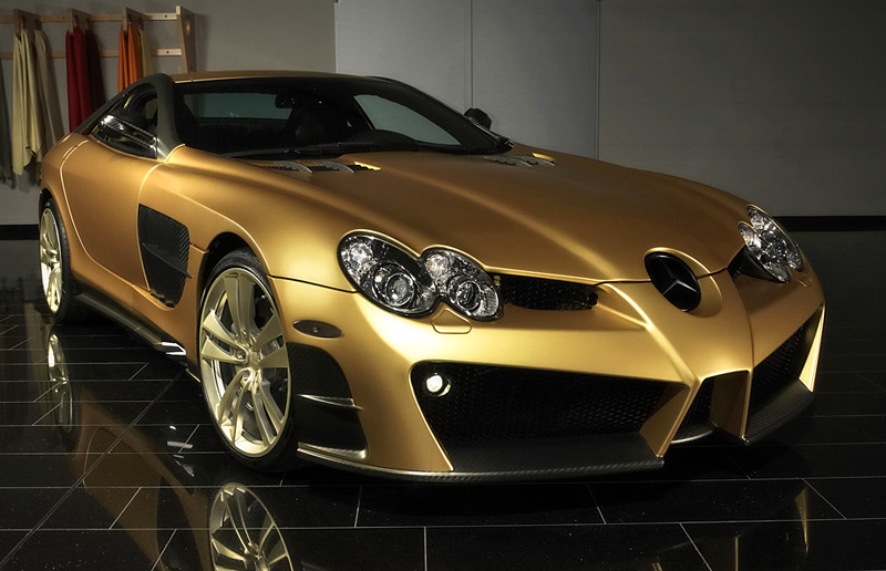 2008 Mercedes Benz Slr Mclaren Mansory Renovatio Specifications Photo Price Information Rating