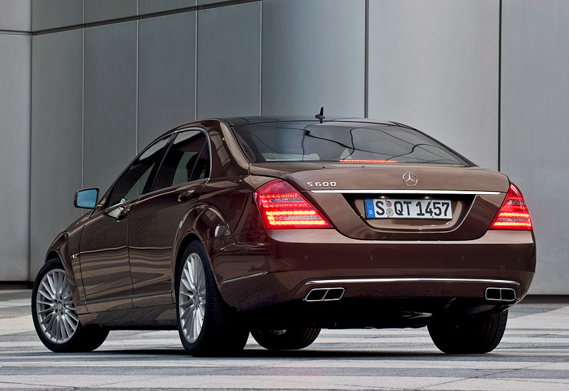 2009 mercedes benz s 600 w221 specifications photo for 2009 mercedes benz s600