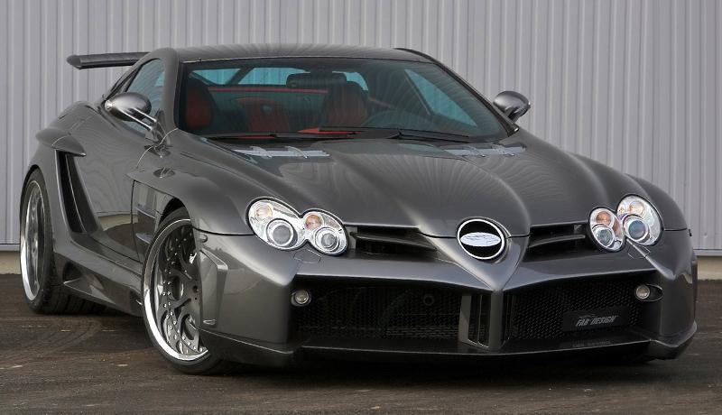 2009 mercedes benz slr mclaren fab design desire for Mercedes benz highest price car