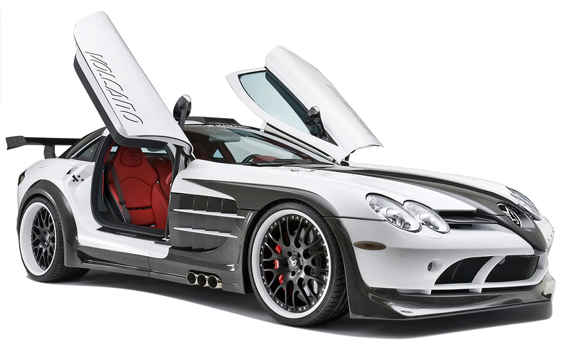 2009 Mercedes Benz Slr Mclaren Hamann Volcano Specifications Photo Price Information Rating