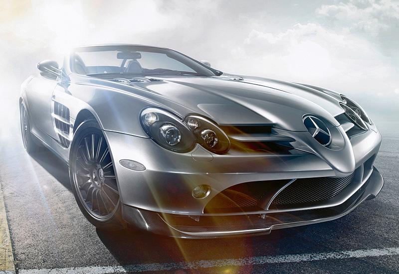 2009 mercedes benz slr mclaren roadster 722s for Mercedes benz slr price