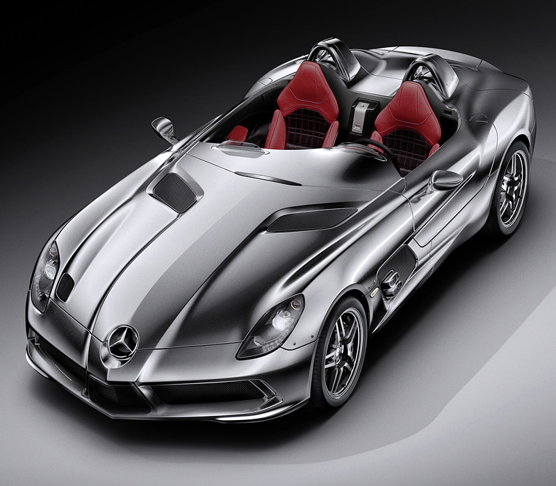 2009 Mercedes Benz Slr Mclaren Stirling Moss Specifications Photo Price Information Rating