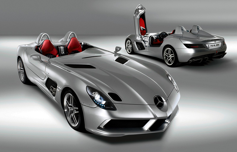 2009 mercedes benz slr mclaren stirling moss for Mercedes benz slr mclaren price