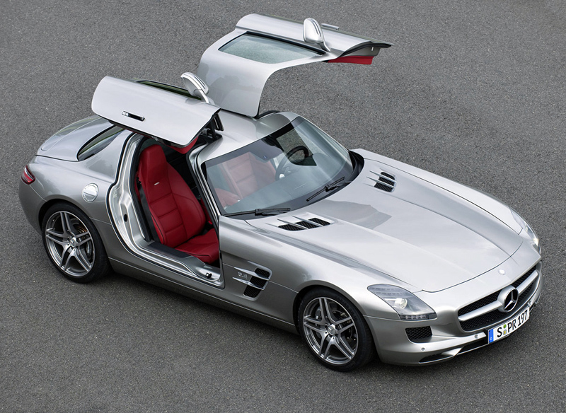 2010 Mercedes Benz Sls Amg Specifications Photo Price