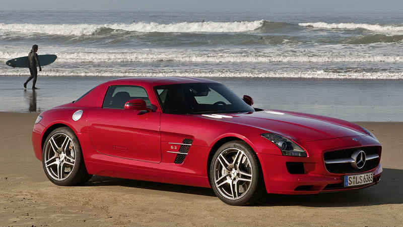 2009 mercedes benz sls amg specifications photo price for Mercedes benz sls price