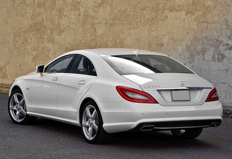 2010 mercedes benz cls 550 specifications photo price