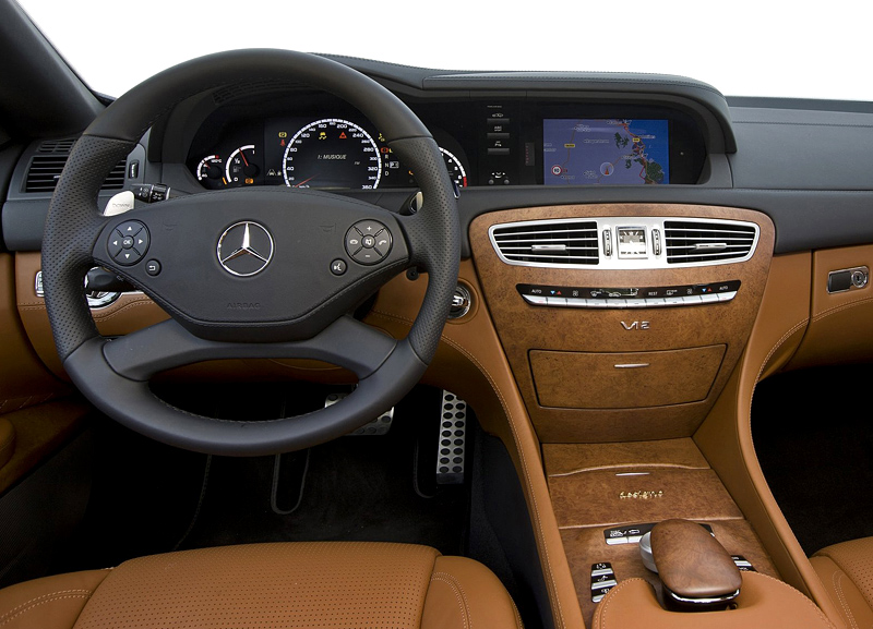 2011 mercedes-benz cl 65 amg - specifications, photo, price