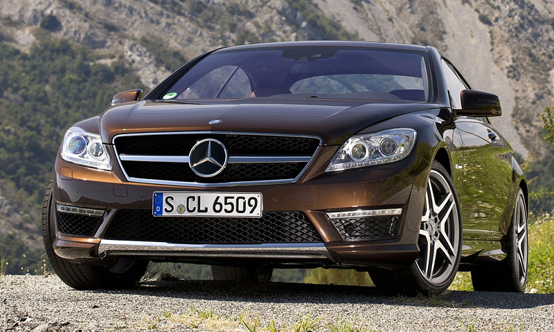 2011 Mercedes Benz Cl 65 Amg Specifications Photo