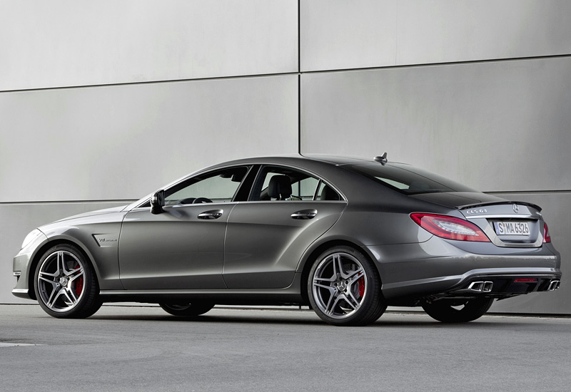 2011 mercedes benz cls 63 amg performance package for Mercedes benz cls 63 amg price