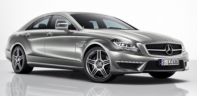 2011 mercedes benz cls 63 amg performance package for Mercedes benz cls63 price