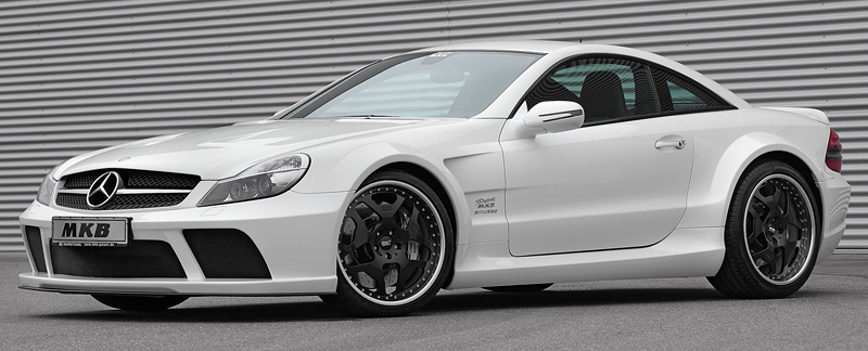 2011 mercedes benz sl 65 amg black series mkb p1000 for Mercedes benz sl65 amg black series price