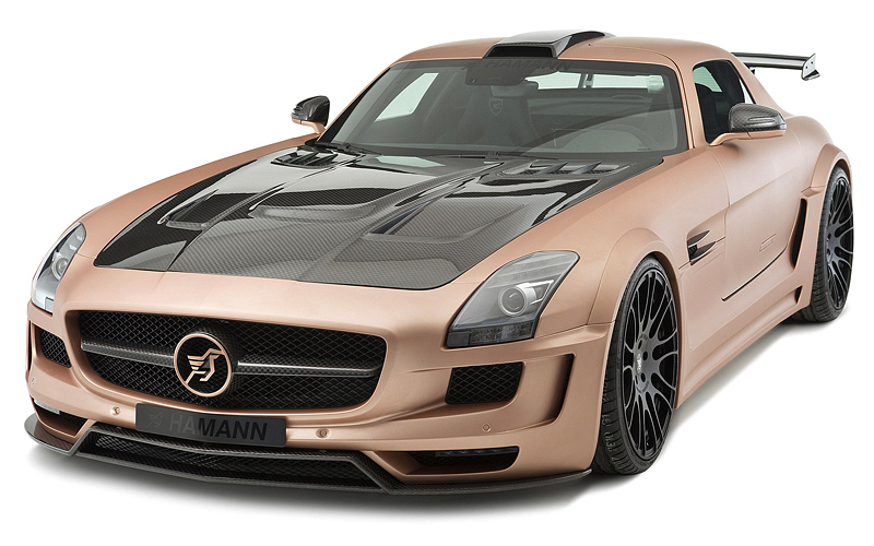2011 mercedes benz sls amg hamann hawk specifications for Mercedes benz sls price